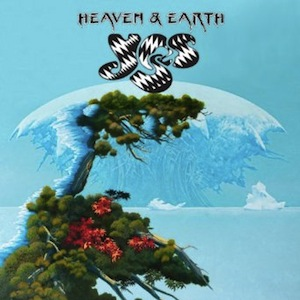 Yes (2014) Heaven & Earth